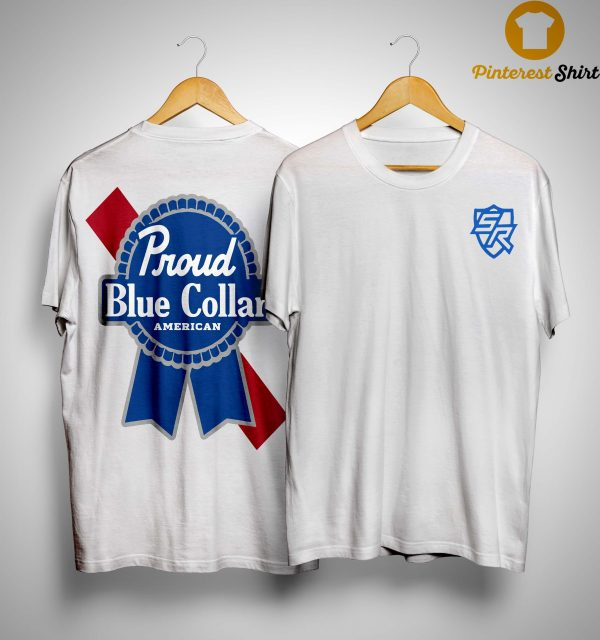 Proud Blue Collar American Shirt