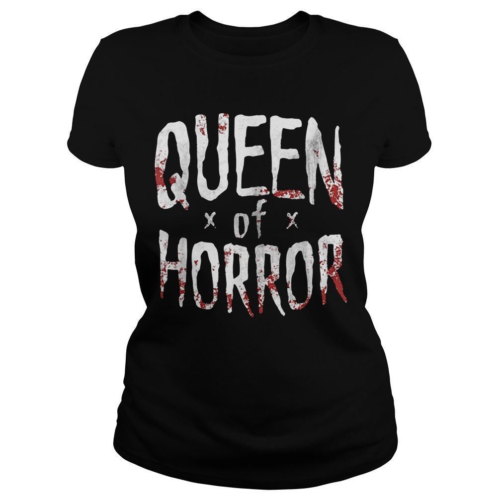 Queen Of Horror Longsleeve