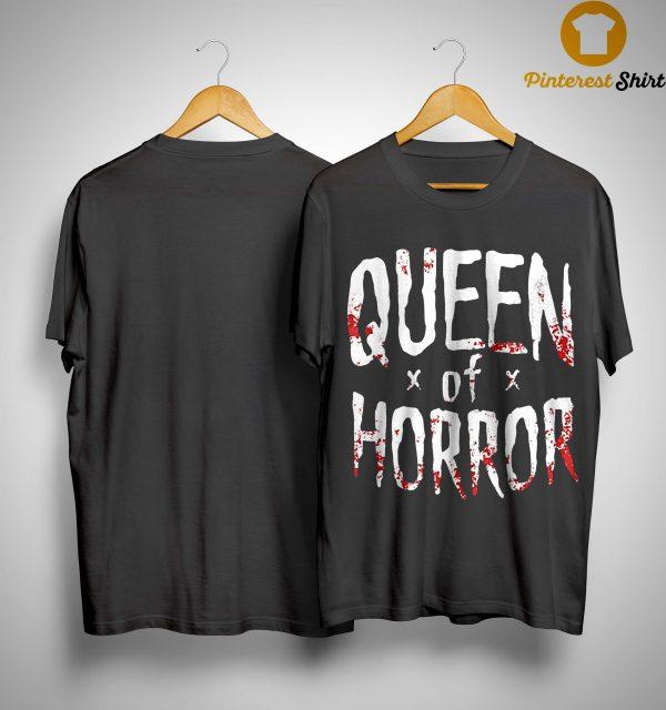 Queen Of Horror Shirt