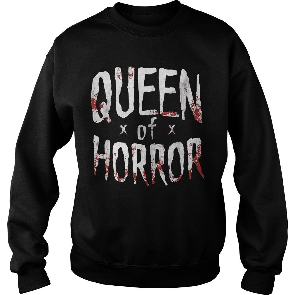 Queen Of Horror Sweater