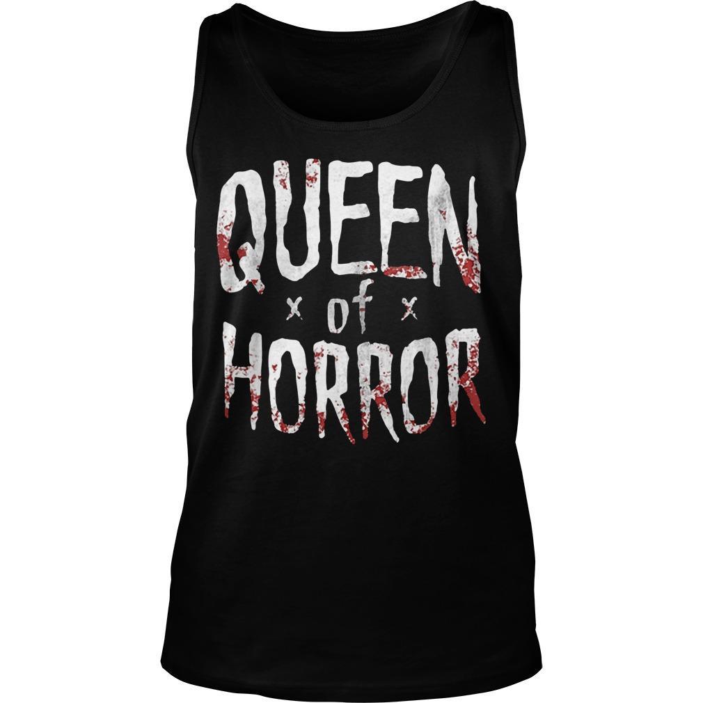 Queen Of Horror Tank Top