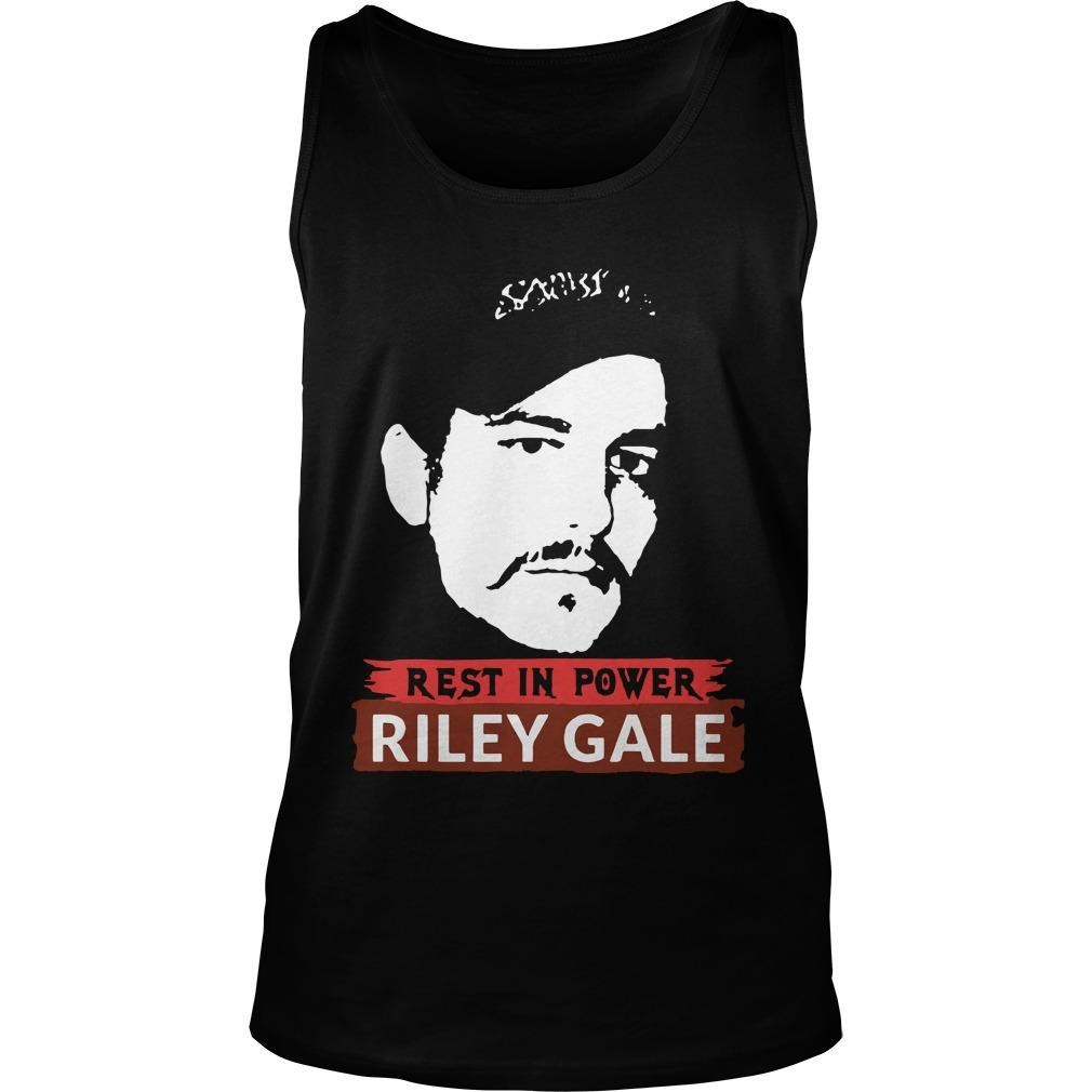 Rest In Power Riley Gale Power Trip Tank Top