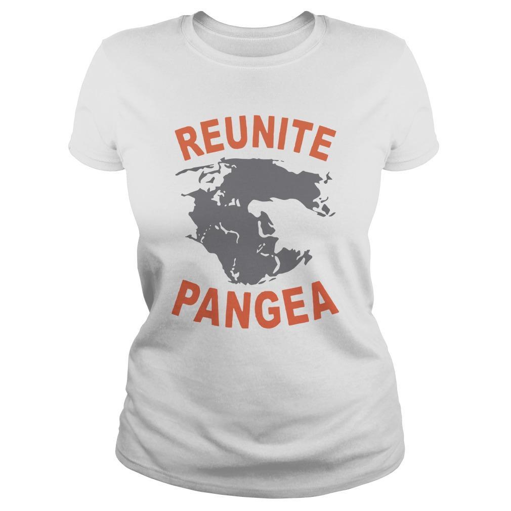 Reunite Pangea Longsleeve