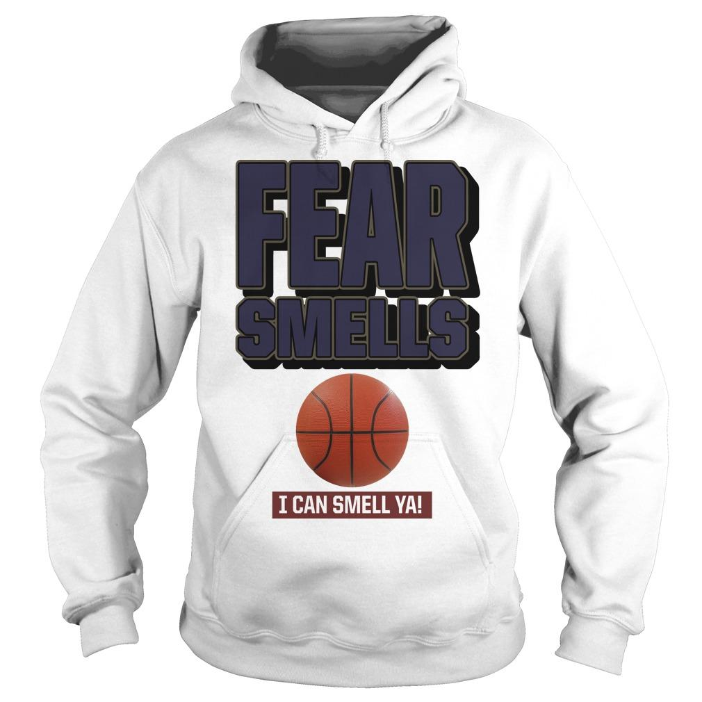 Sophia Benoit Fear Smells And I Can Smell Ya Hoodie