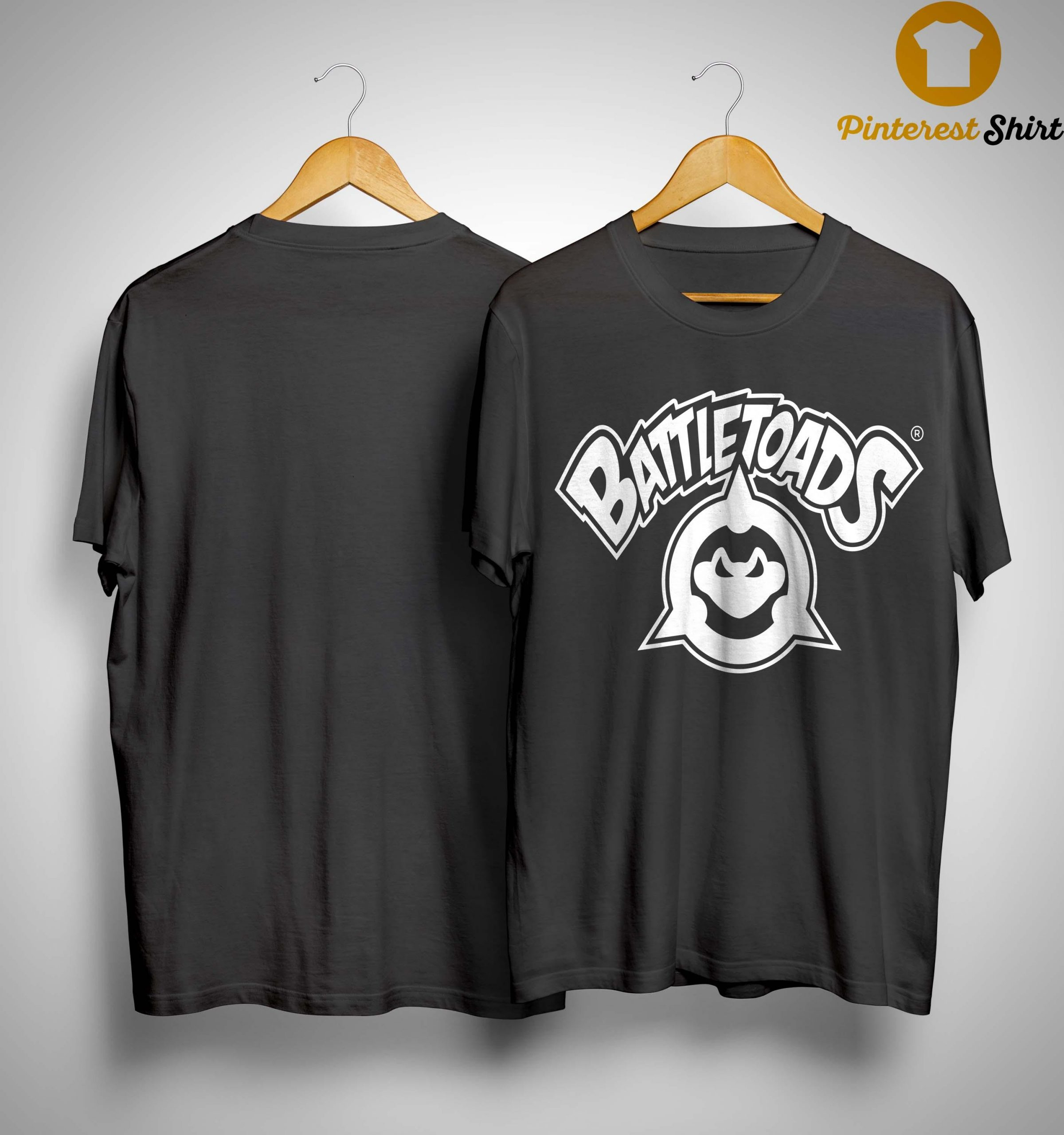 Stein Battletoads Shirt