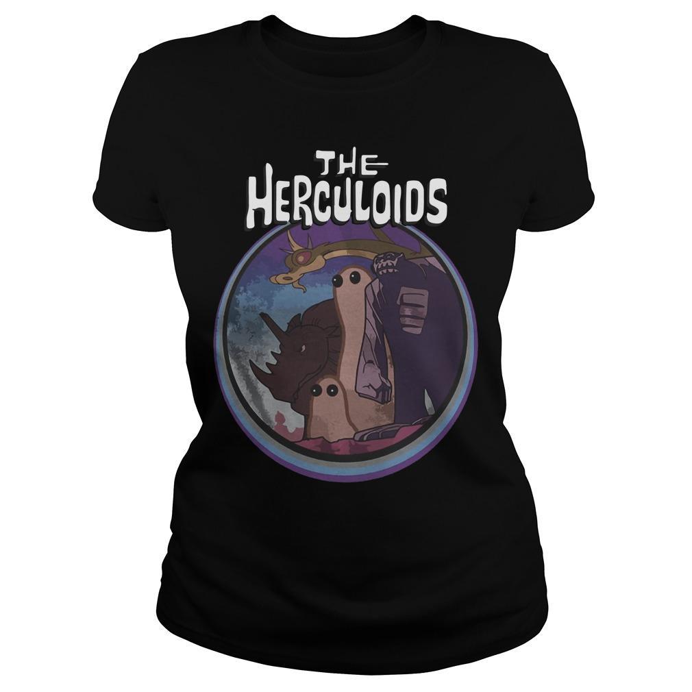 The Herculoids Longsleeve