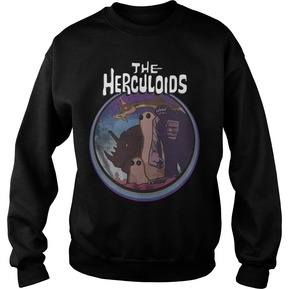 The Herculoids Sweater