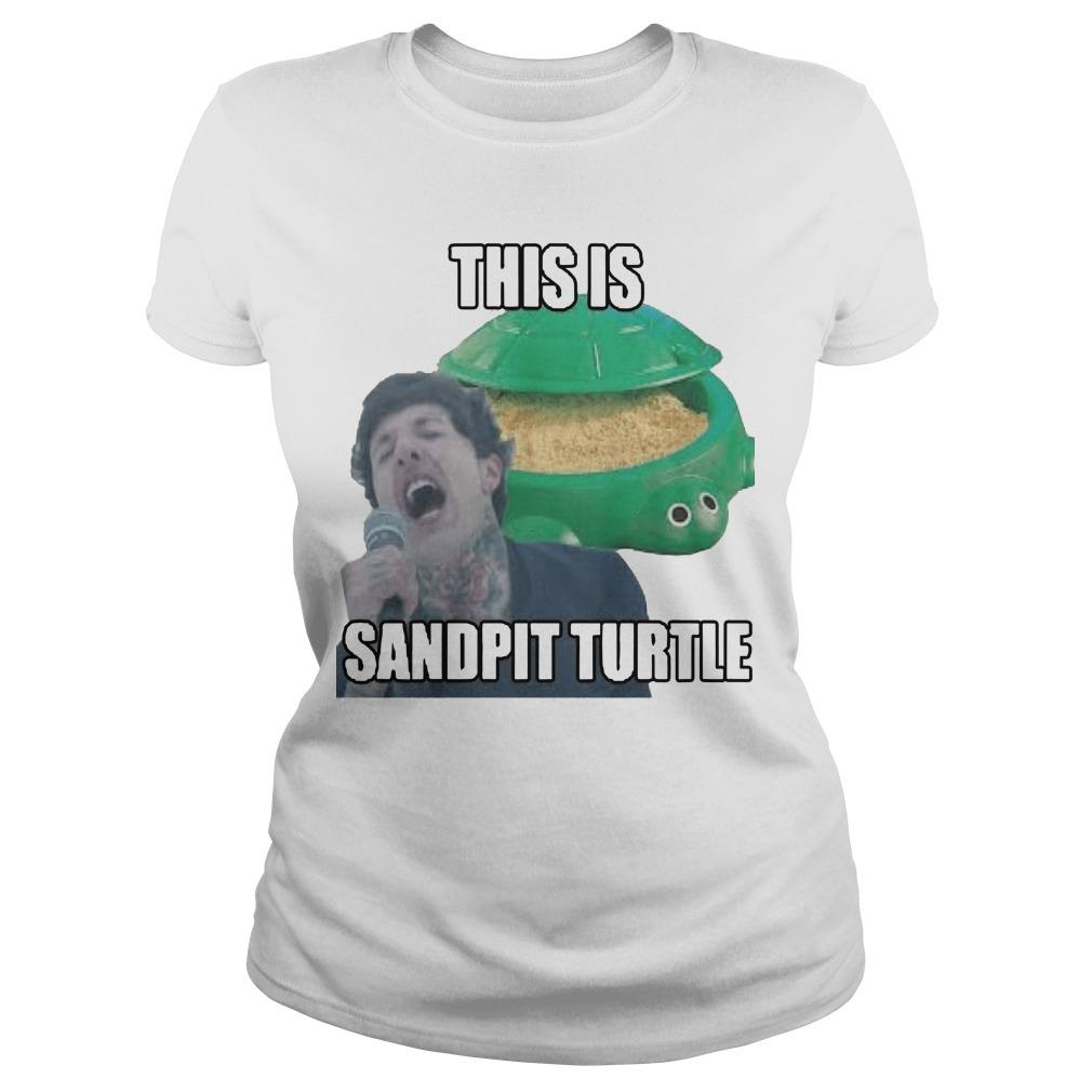 This Is Sandpit Turtle Longsleeve