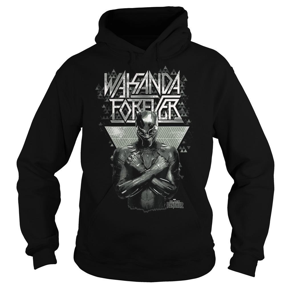 Wakanda Forever Hoodie