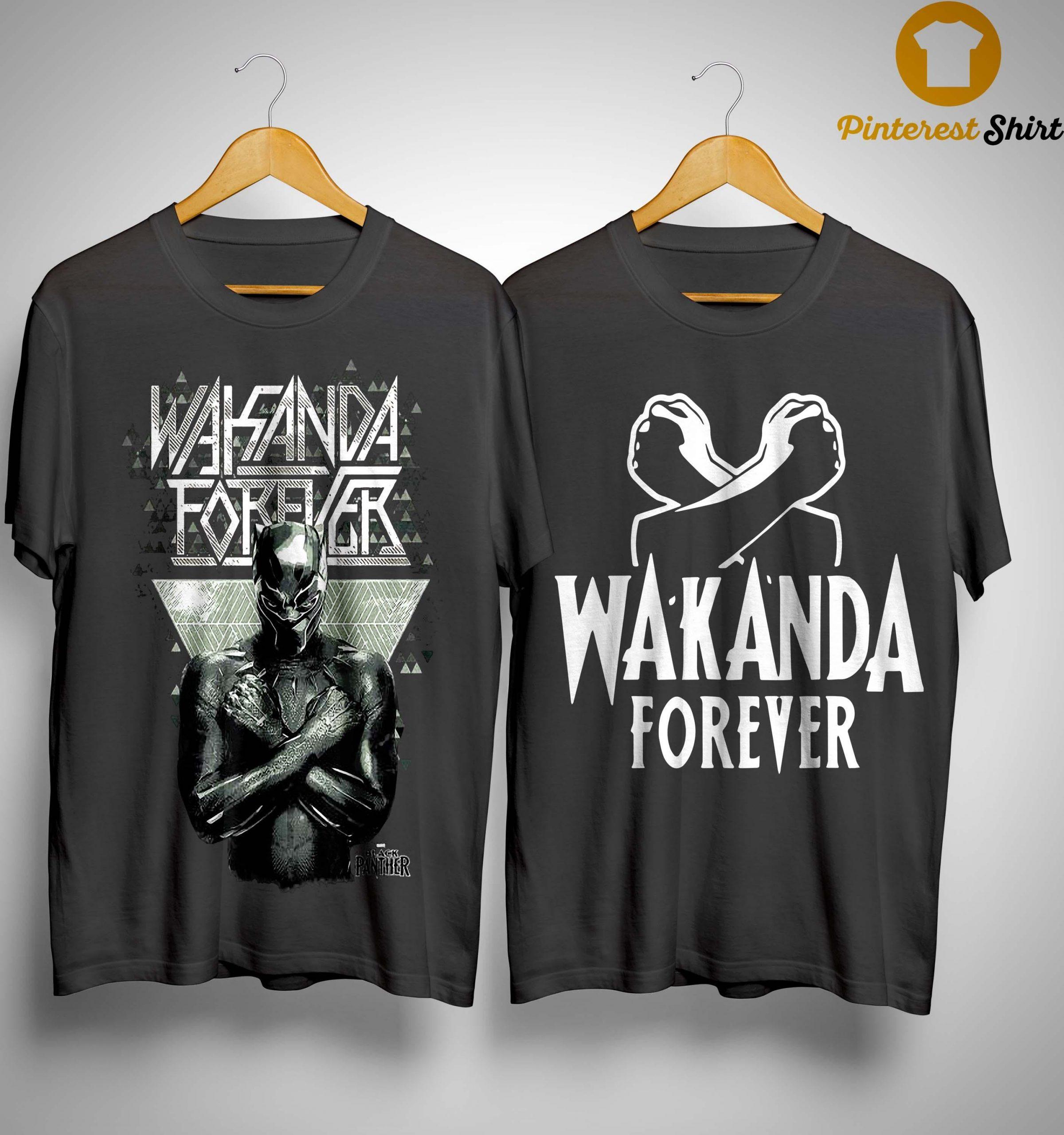 Wakanda Forever Shirt