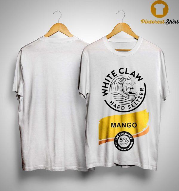 White Claw Hard Seltzer Mango Shirt