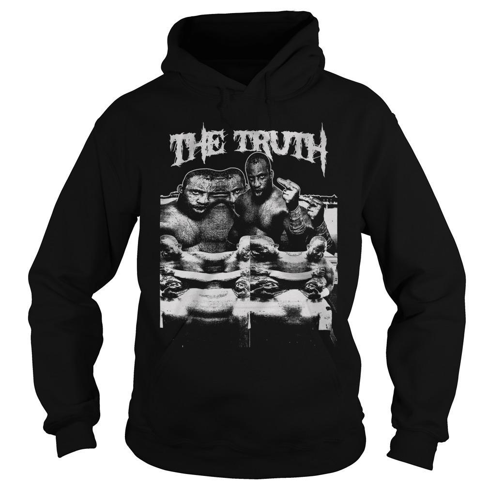 Aj Gray The Truth Hoodie