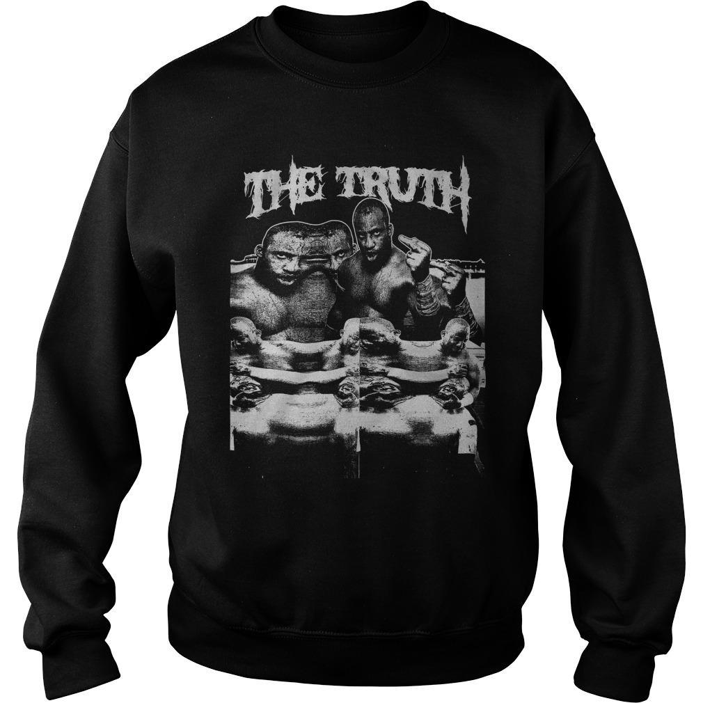 Aj Gray The Truth Sweater