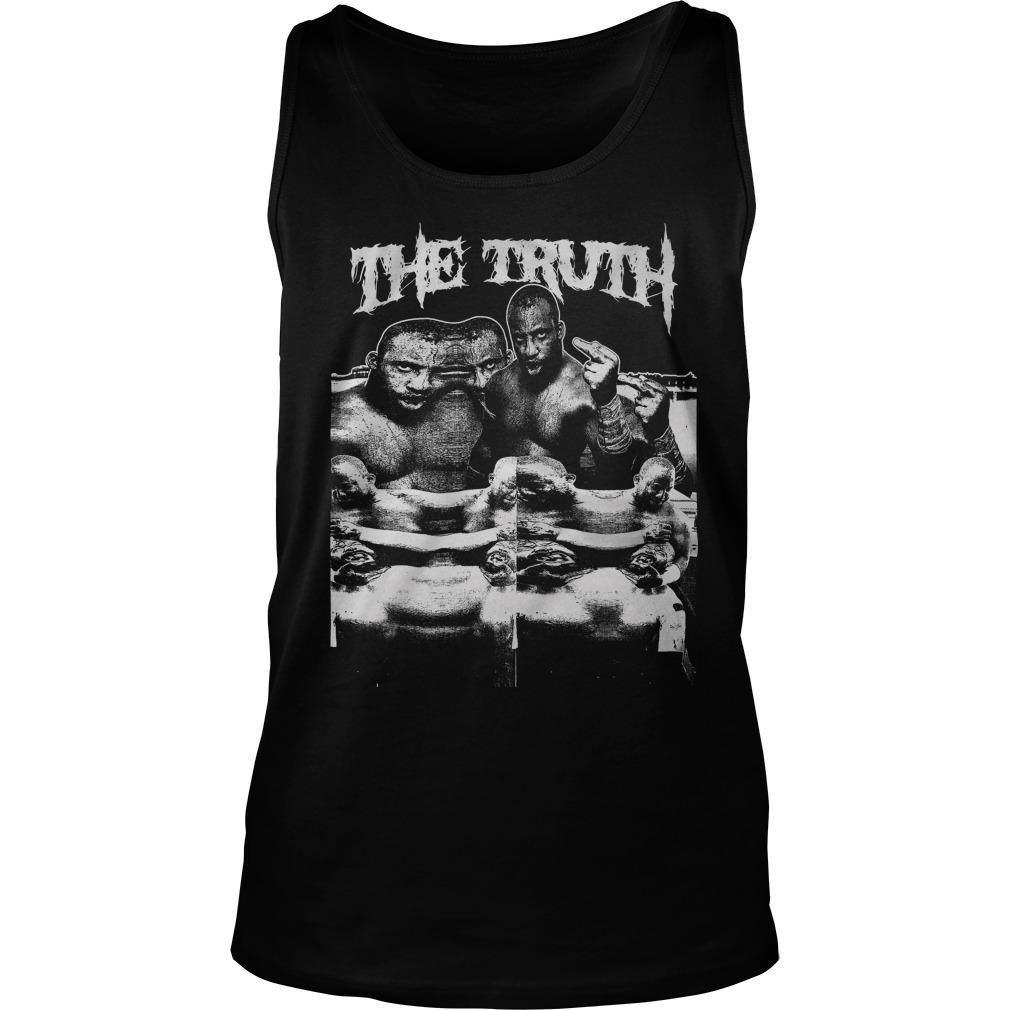 Aj Gray The Truth Tank Top