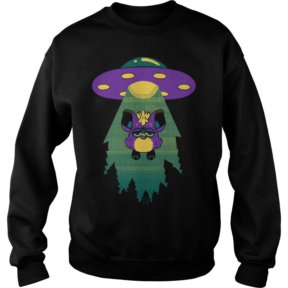 Berry Meat Furbalien Invasion Sweater
