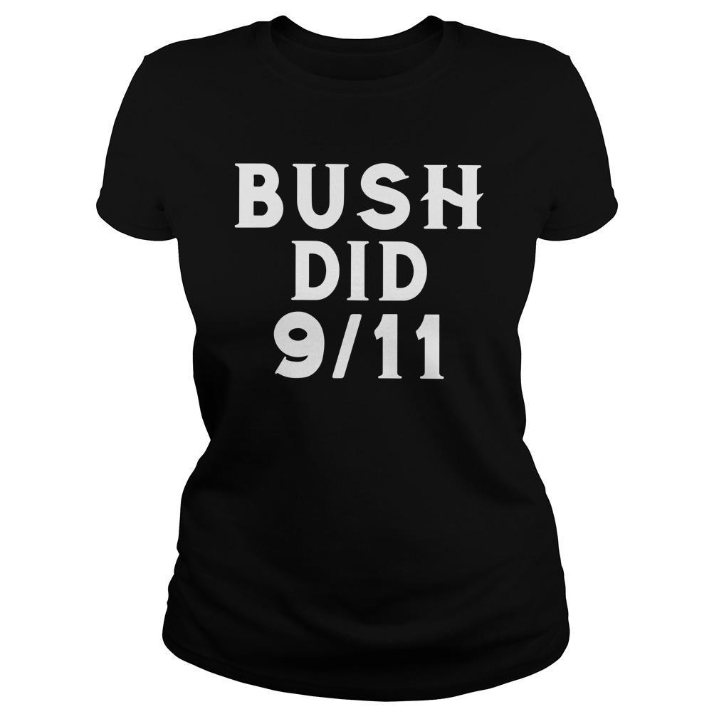Bush Did 9 11 Longsleeve
