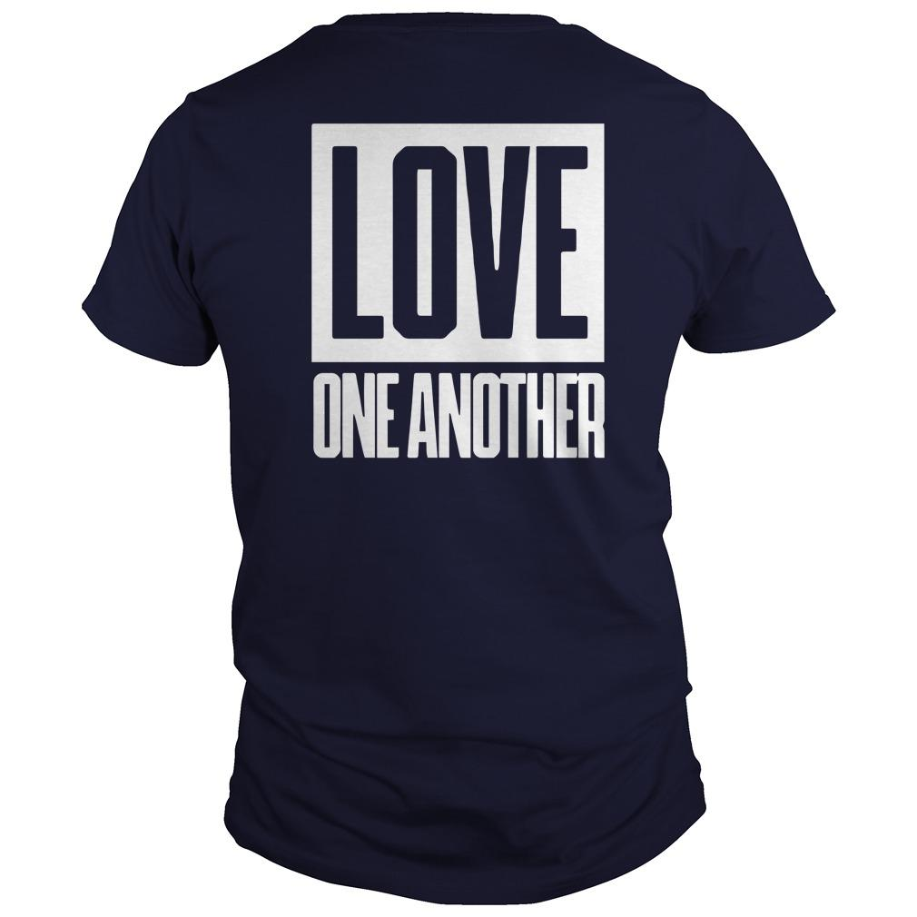 Byu Love One Another Shirt