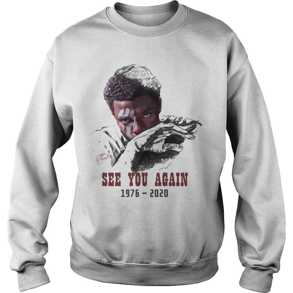 Chadwick Boseman See You Again 1976 2020 Sweater