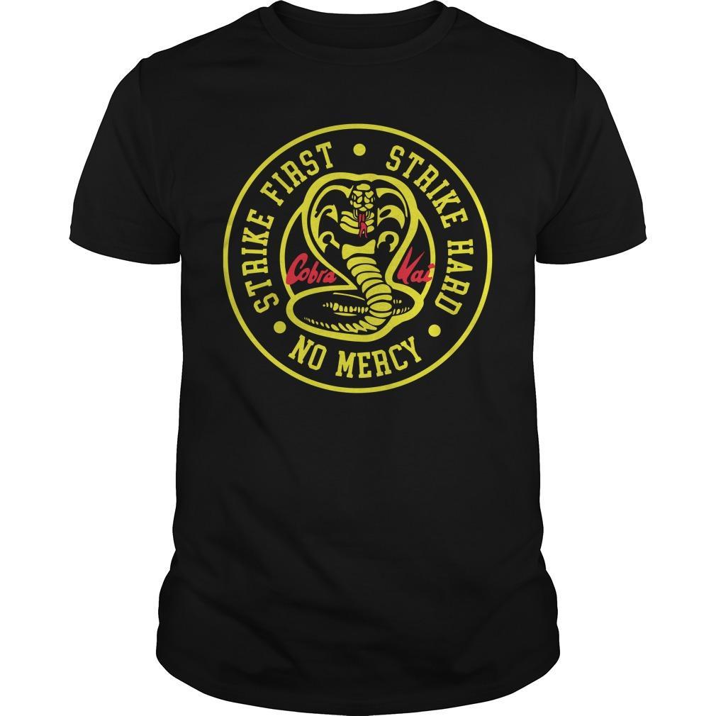 Cobra Kai T Shirt Amazon