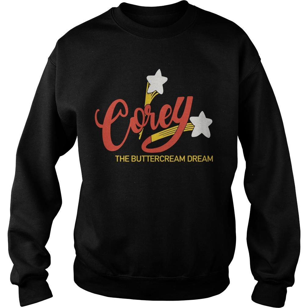 Corey The Buttercream Dream Sweater