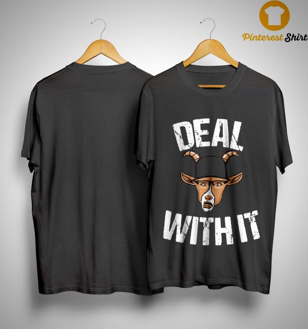 Deal With It Free Joe Kelly T Shirt