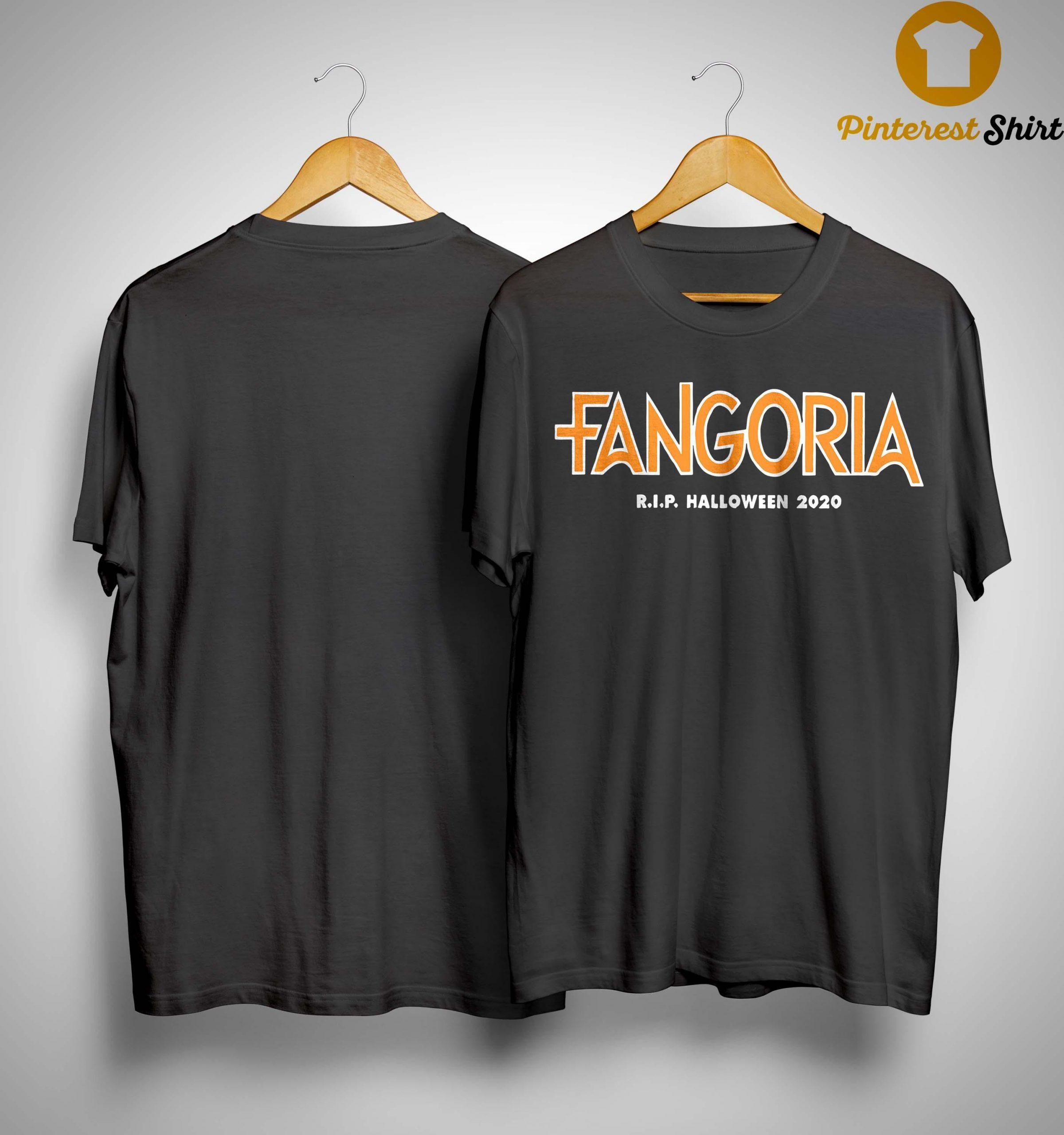 Fangoria Issue 1 Halloween 2020 Fangoria Rip Halloween 2020 Shirt, Sweater And Hoodie   Pinterest