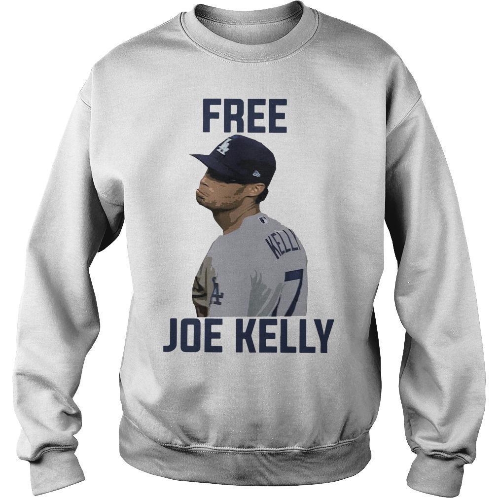 Free Joe Kelly T Sweater