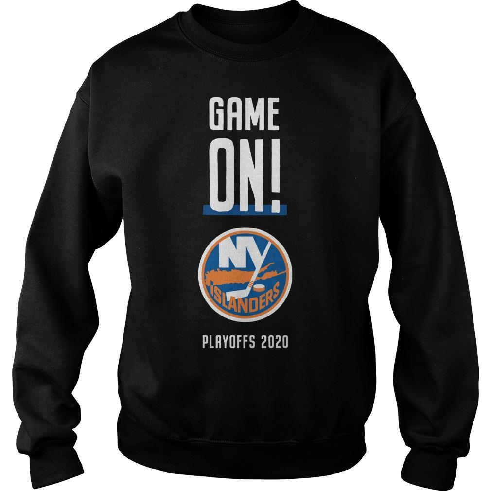 Game On New York Islanders Playoffs 2020 Sweater