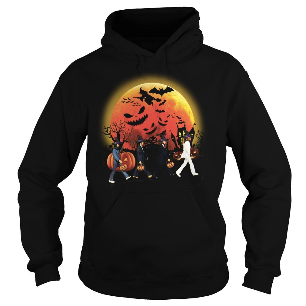 Halloween The Beatles Hoodie