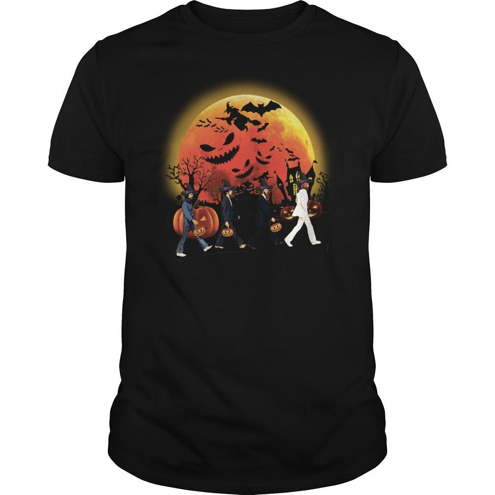 Halloween The Beatles Shirt