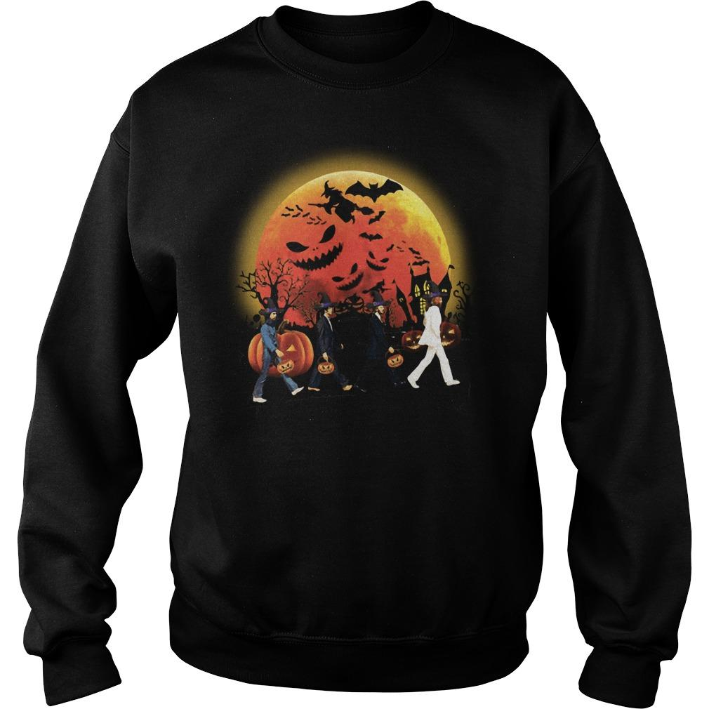 Halloween The Beatles Sweater