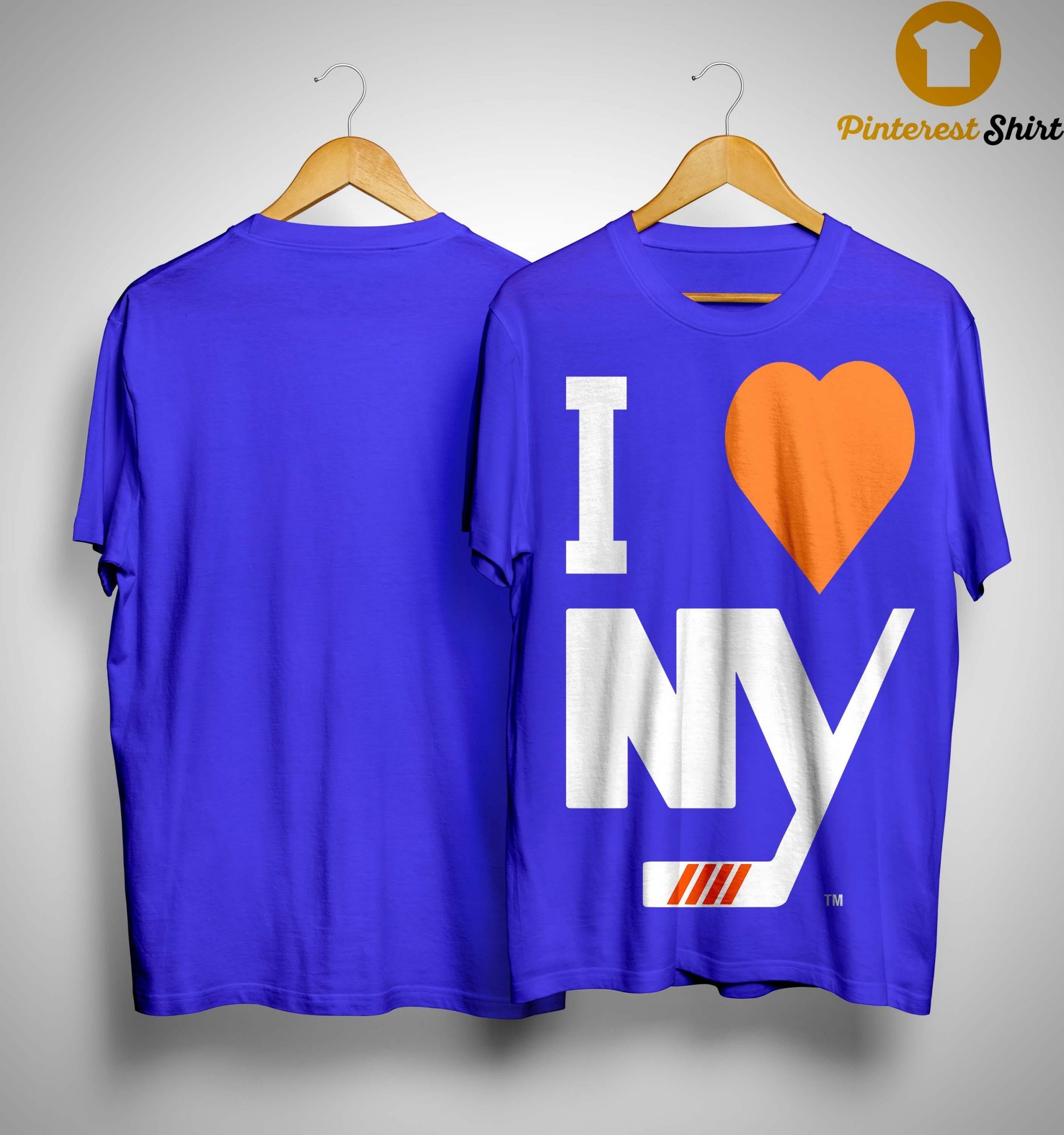 I Love New York Islanders Shirt