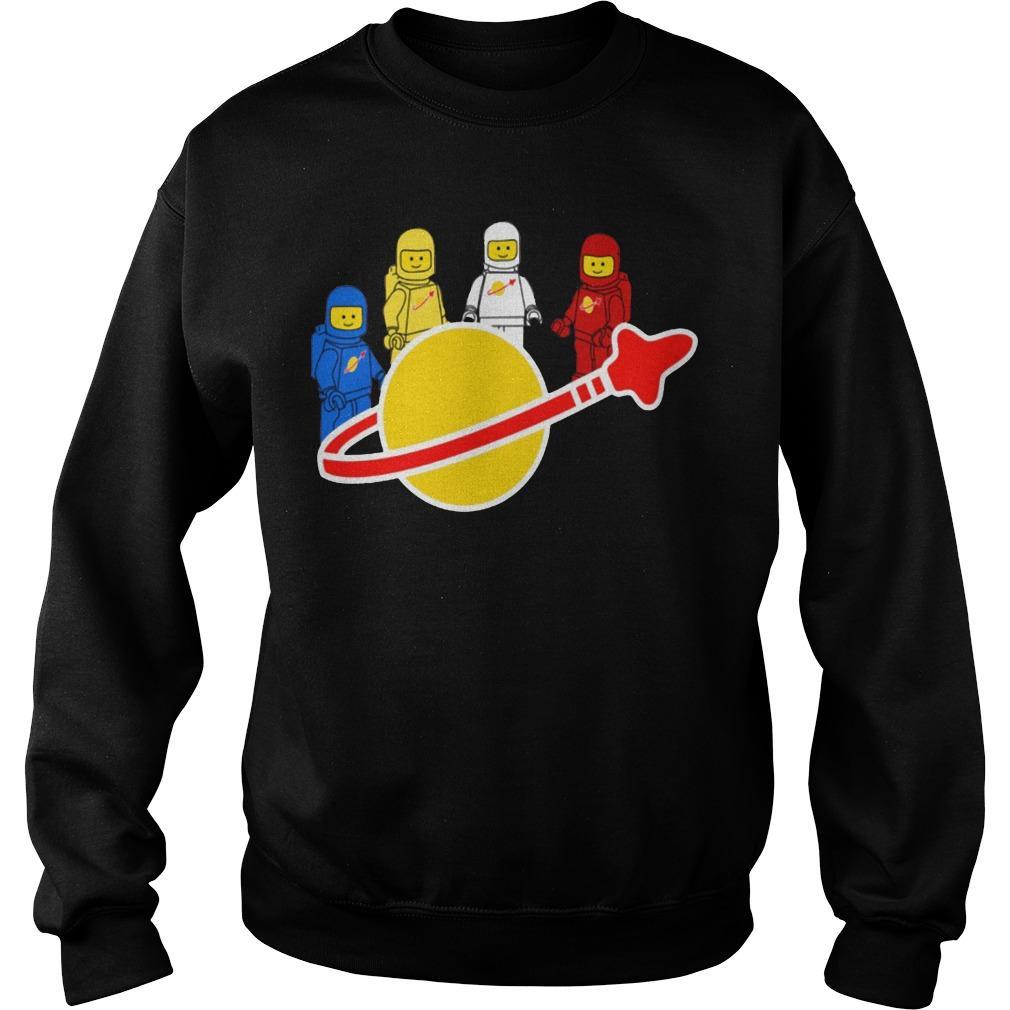 Lego Earth Sweater