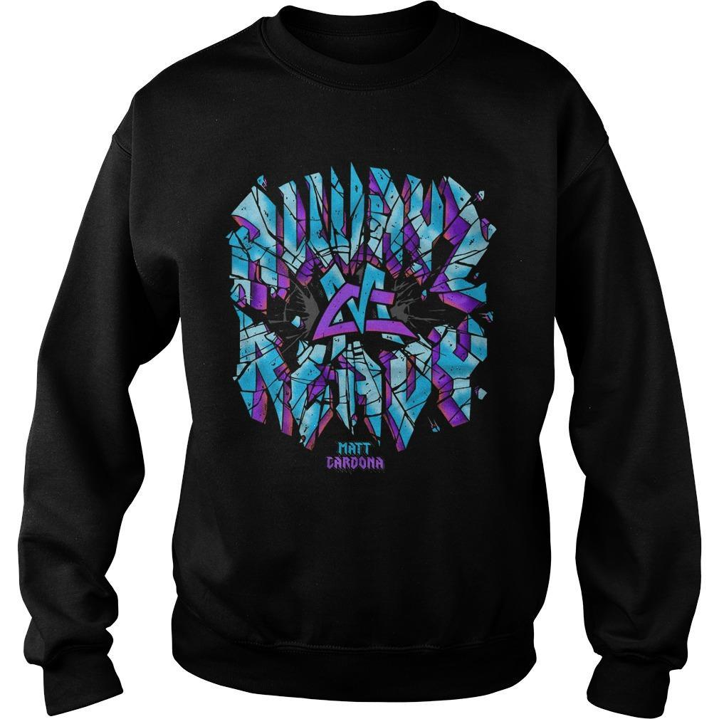 Matt Cardona Alwayz Ready Sweater