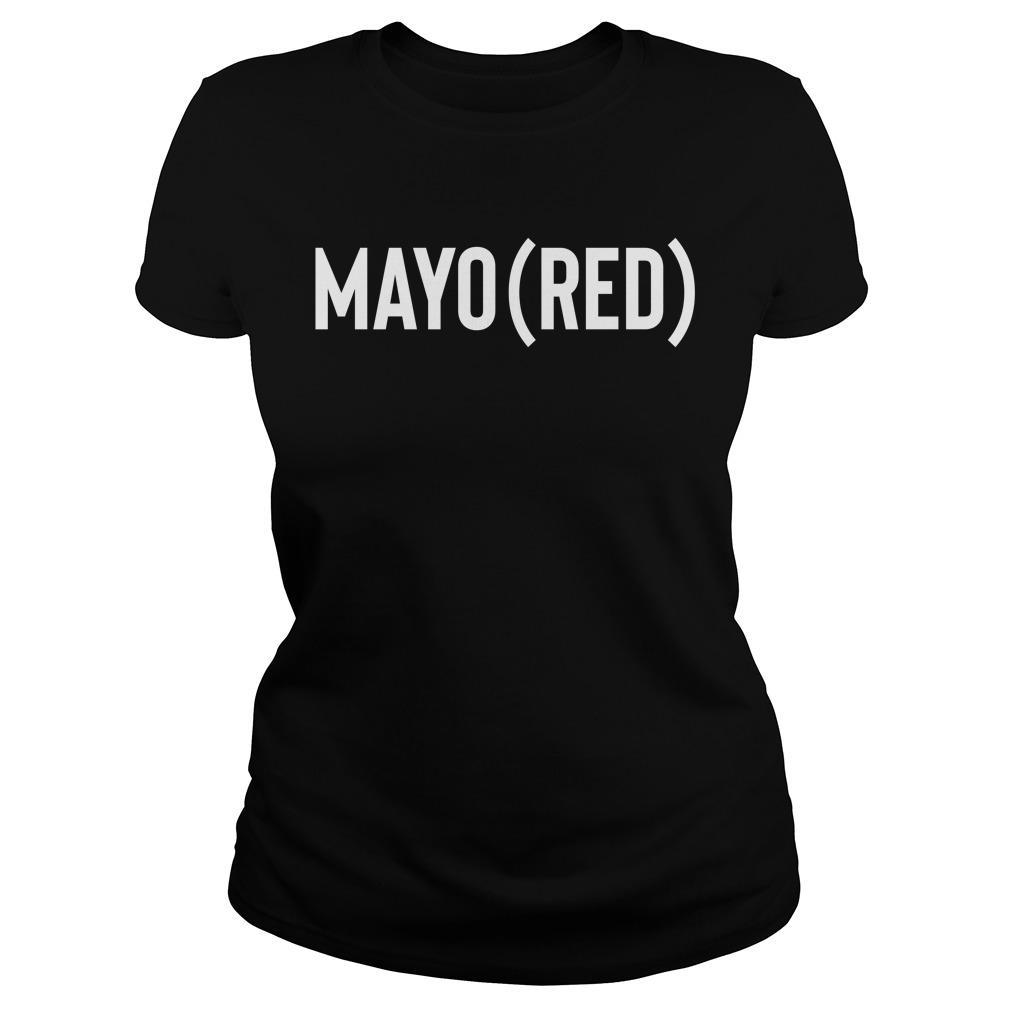 Mayo Red Longsleeve