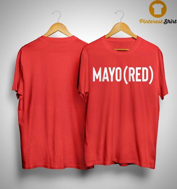 Mayo Red Shirt