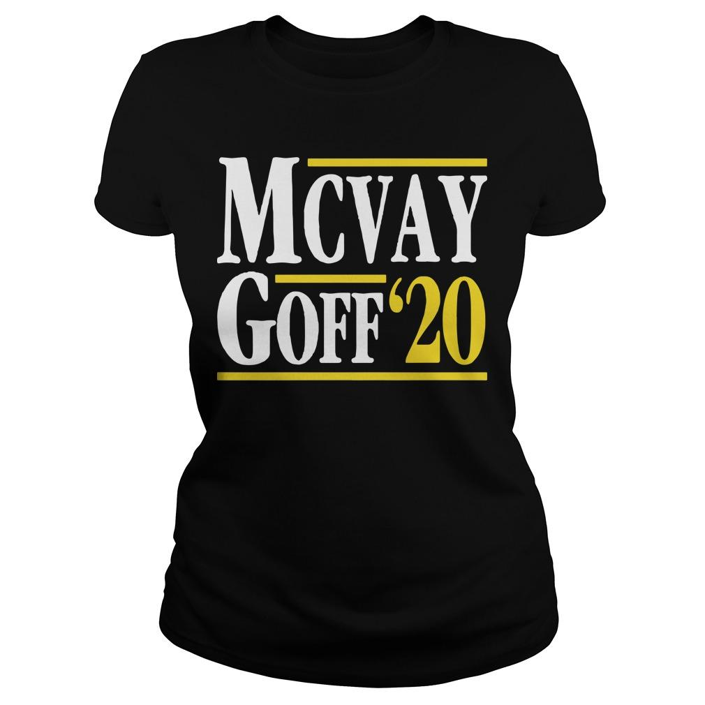 McVay Goff '20 Longsleeve