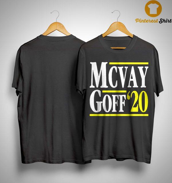 McVay Goff '20 Shirt