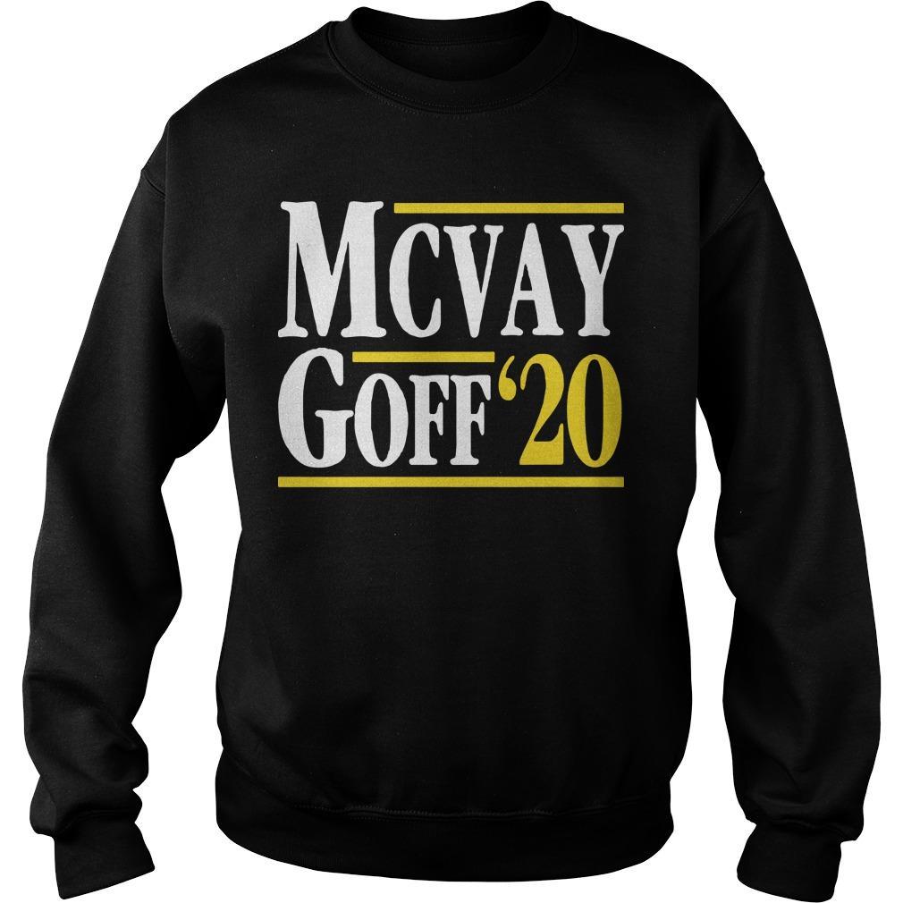 McVay Goff '20 Sweater