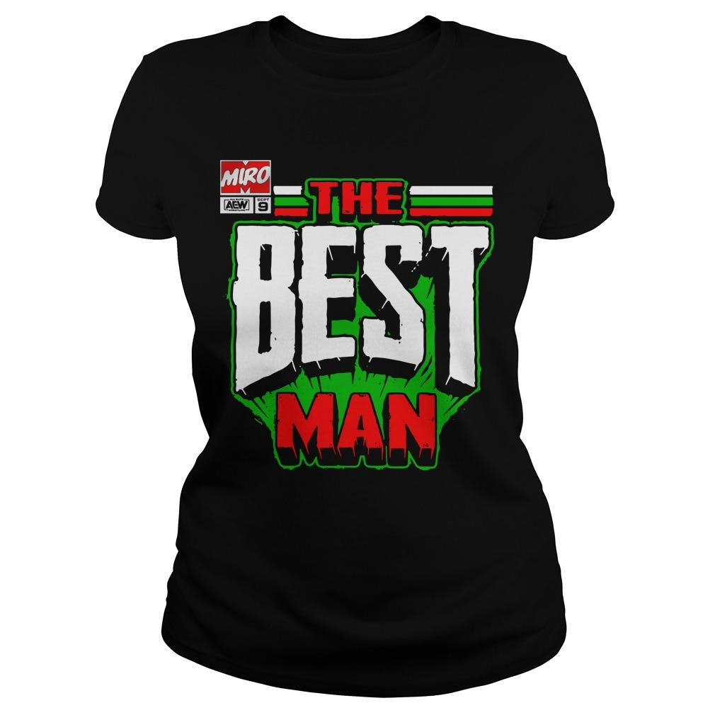 Miro The Best Man Longsleeve