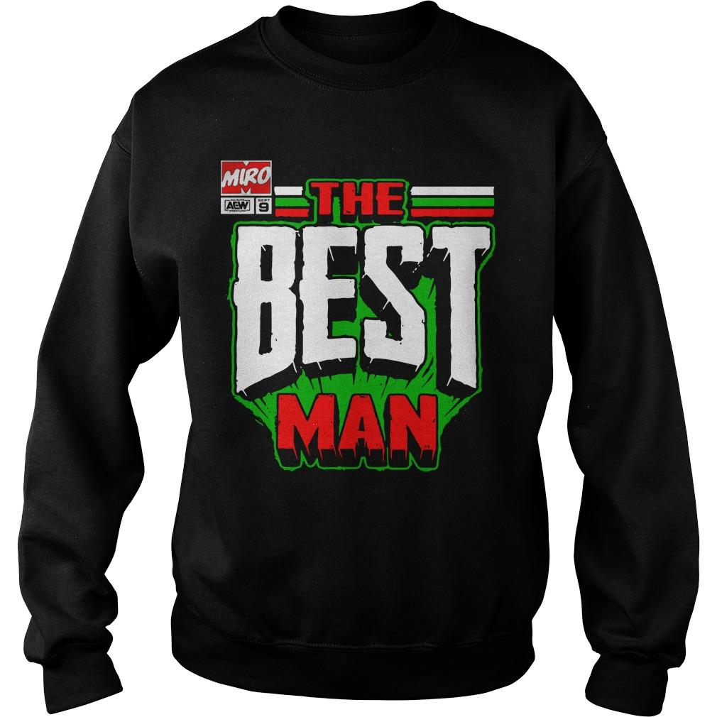 Miro The Best Man Sweater