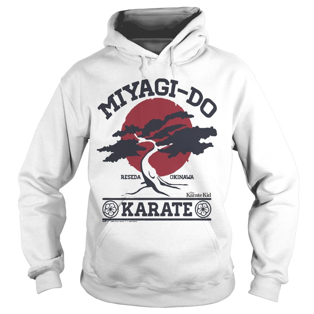 Miyagi Do Reseda Okinawa Karate Hoodie