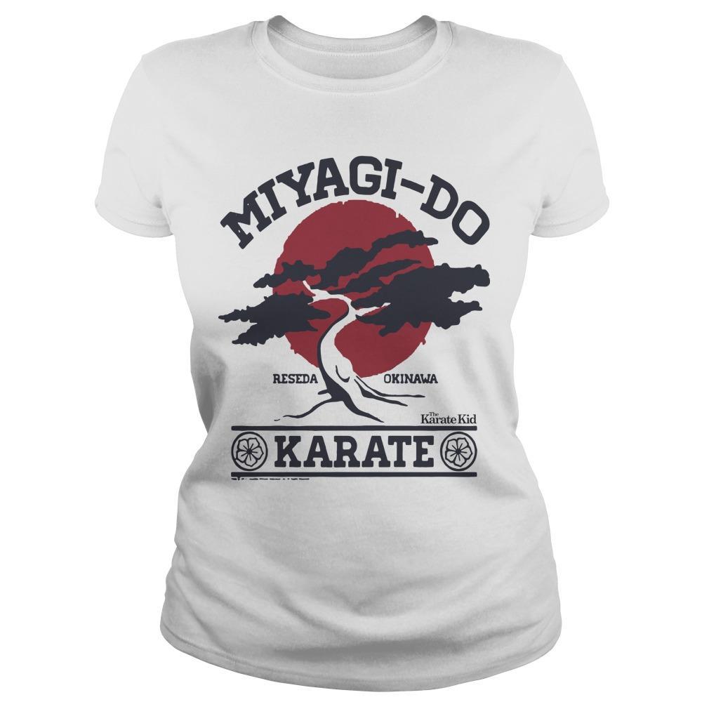 Miyagi Do Reseda Okinawa Karate Longsleeve
