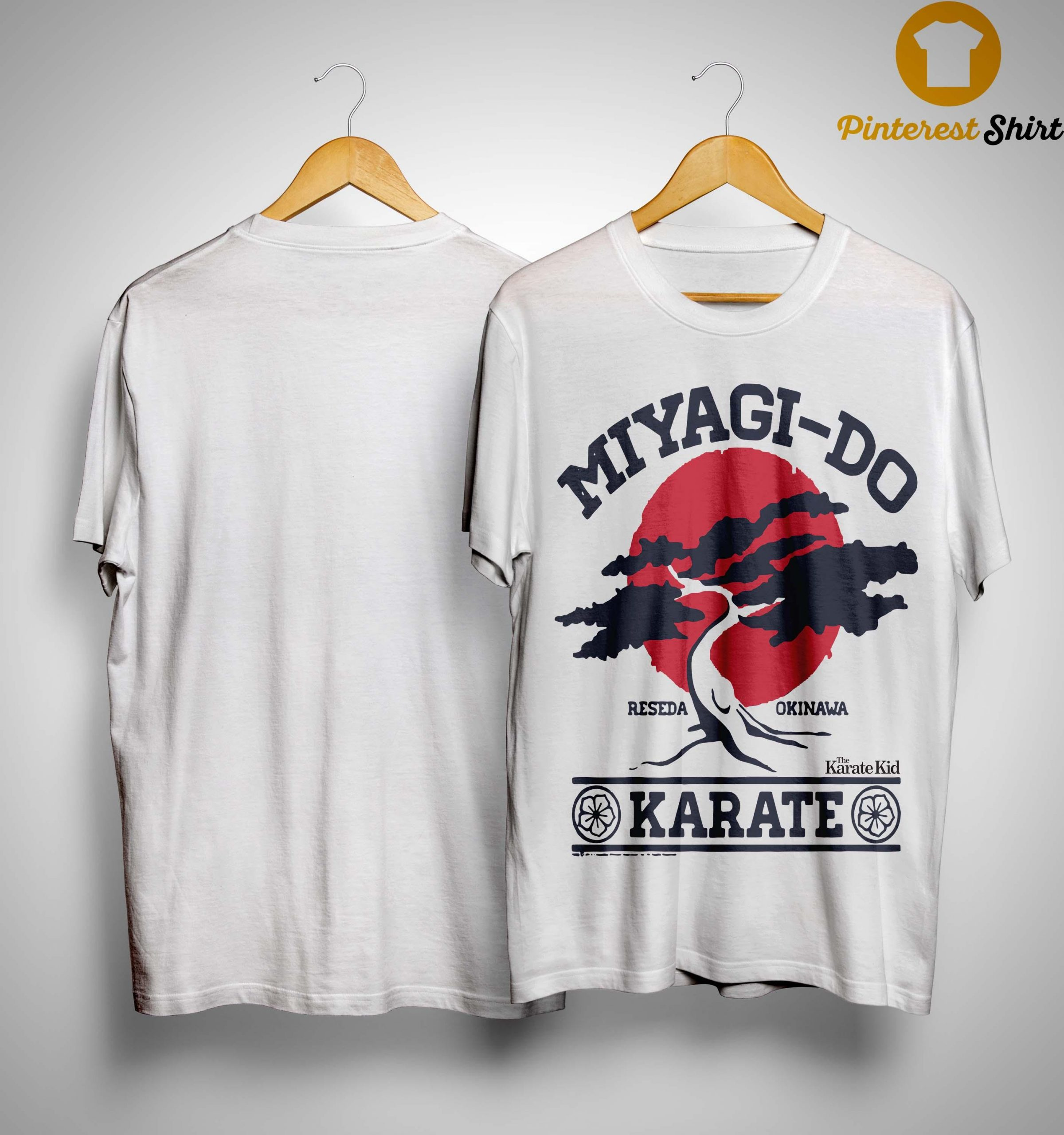 Miyagi Do Reseda Okinawa Karate Shirt