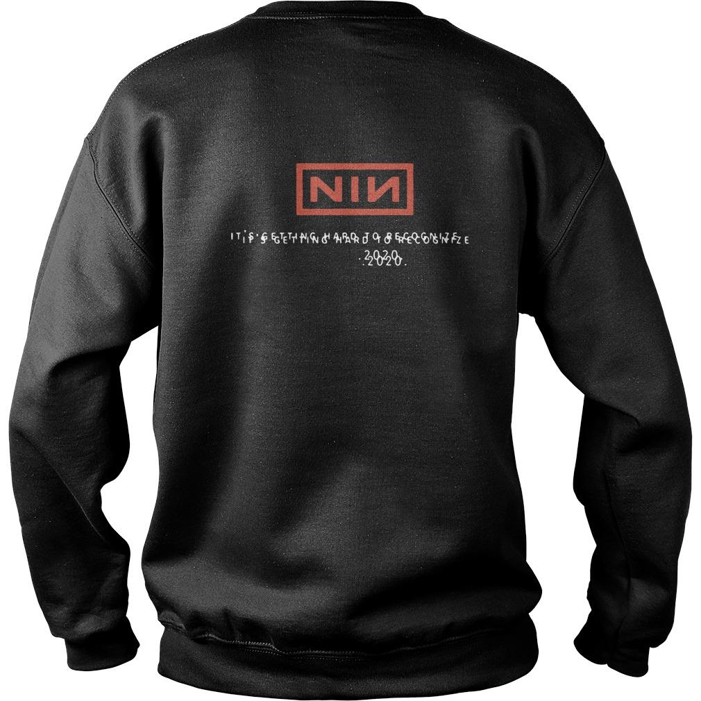 Nine Inch Nails New World New Times Mutation Feels Alright Sweater
