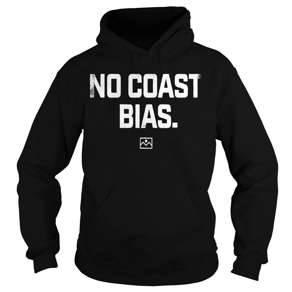 No Coast Bias Hoodie