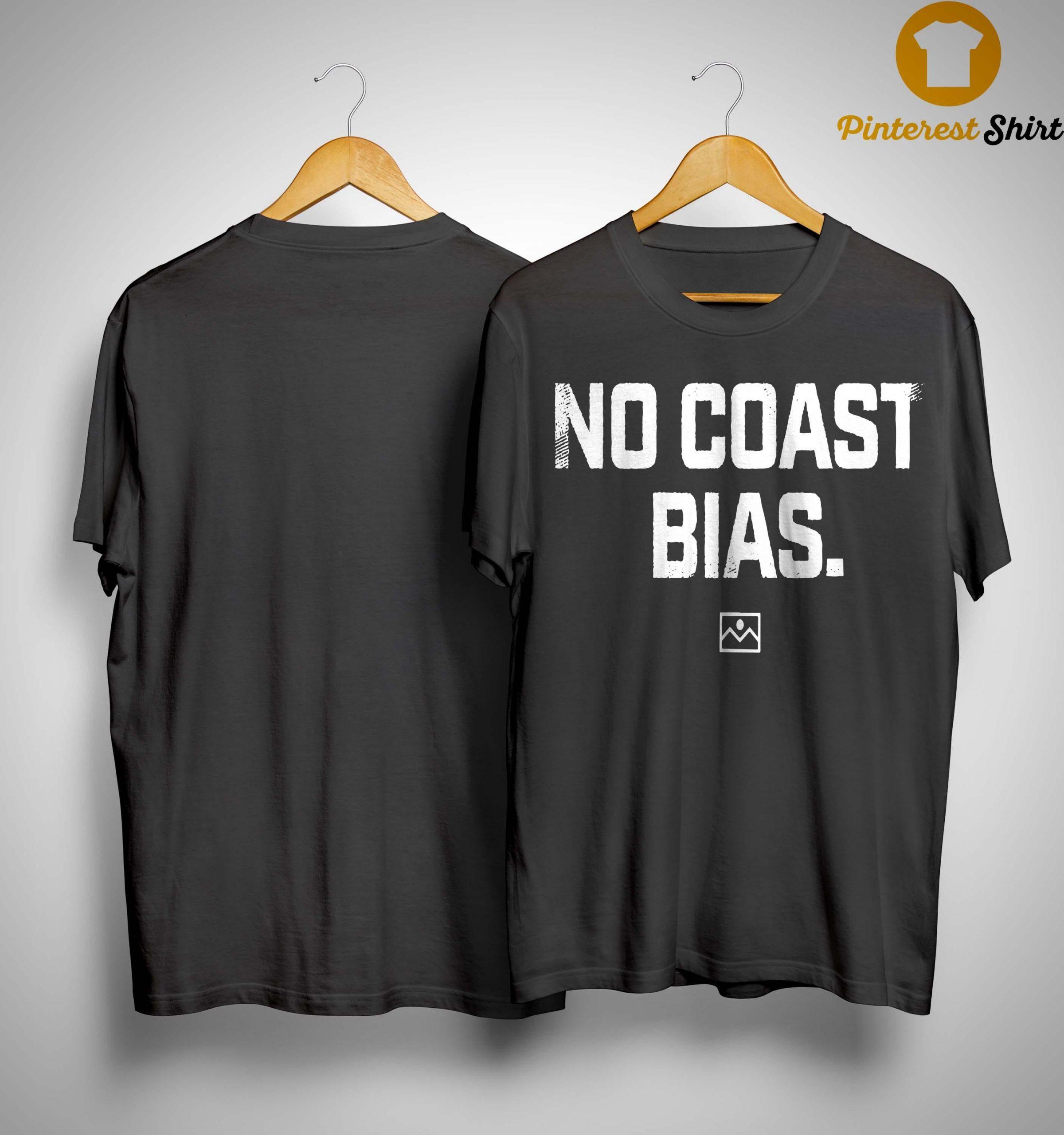 No Coast Bias Shirt