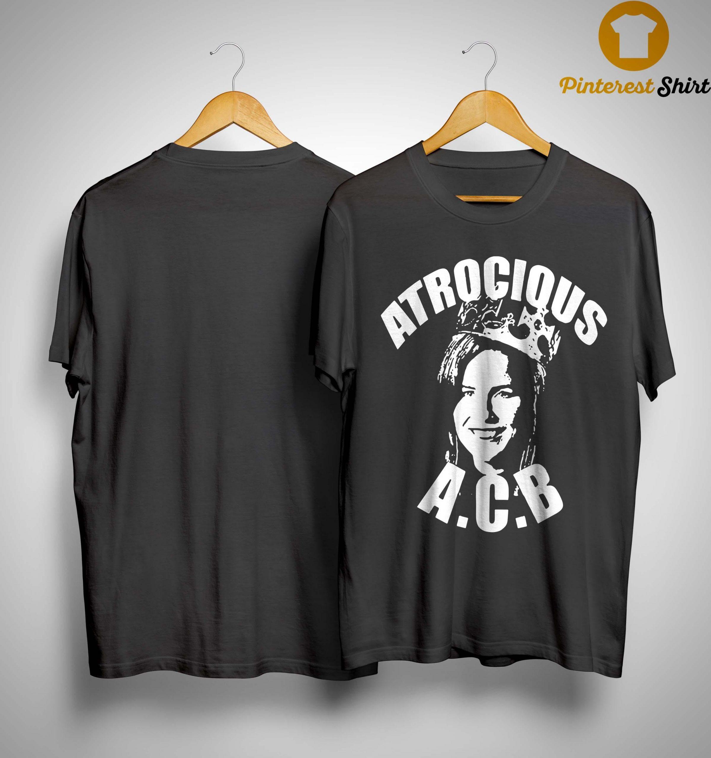 Notorious Acb Shirt