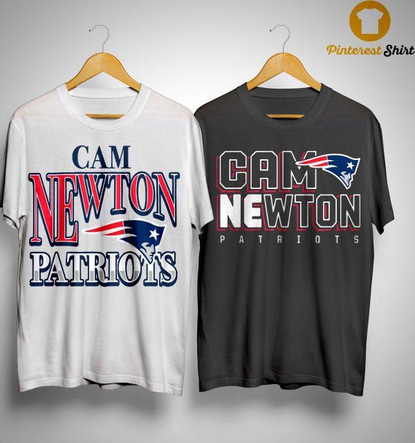 Patriots Cam Newton Shirt