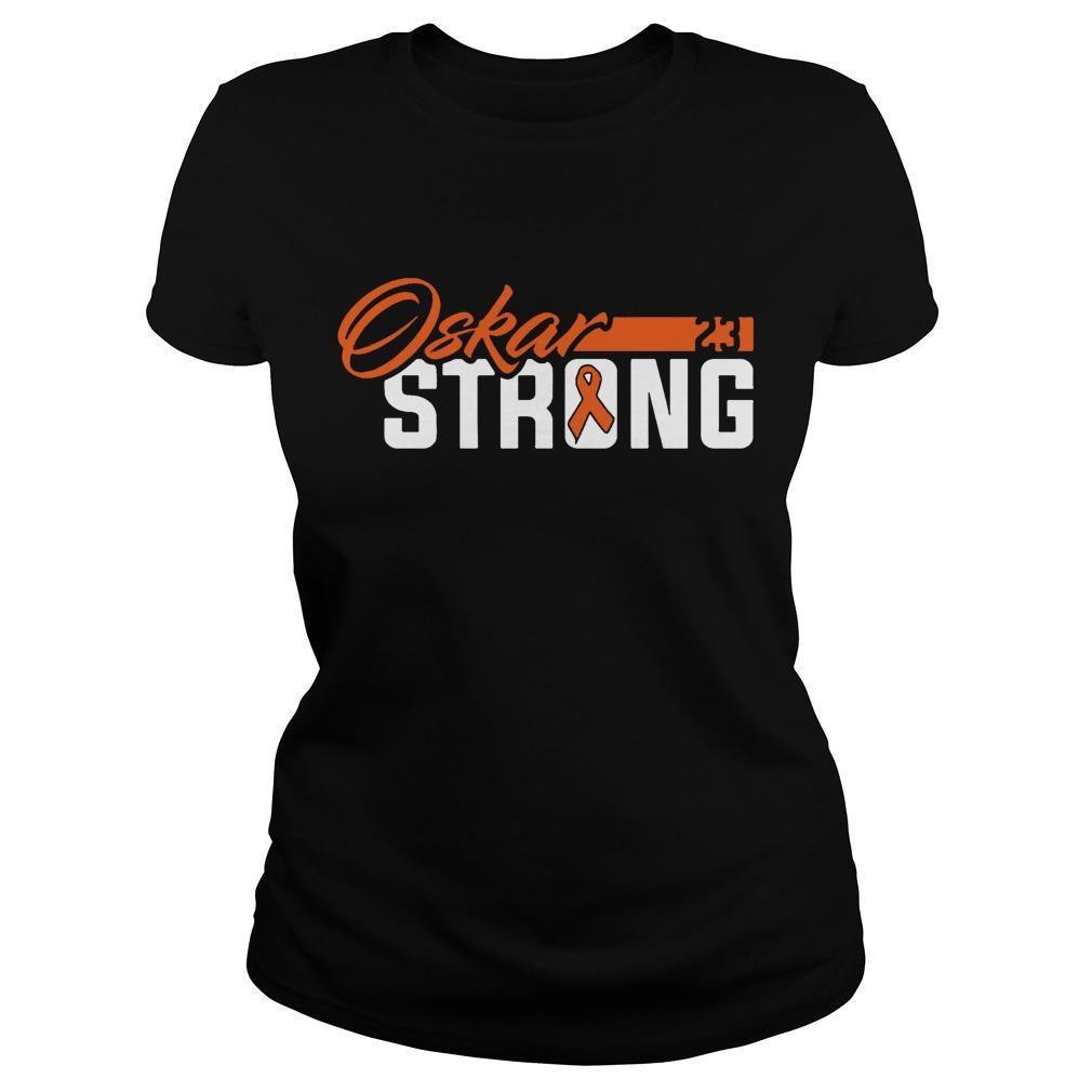 Philadelphia Flyers Oskar Strong Longsleeve